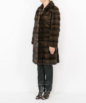 Abrigo-Chaqueta Visón