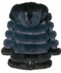 Capa-Chaquetón Zorro Bleu