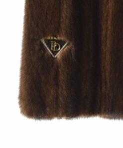 Abrigo de piel Visón