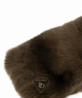 Bufanda Rex Brown