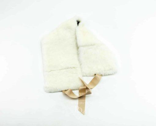 Cuello Rabbit Blanco