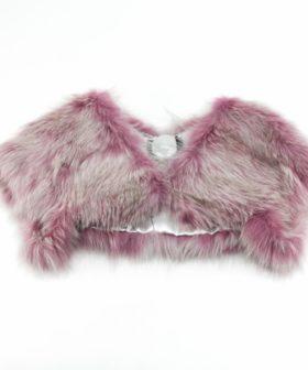 Chaleco/Bolero Zorro Pink Bito