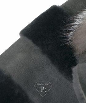 Chaqueta Double Face Grey