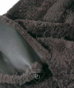 Abrigo Doble Face Reversible