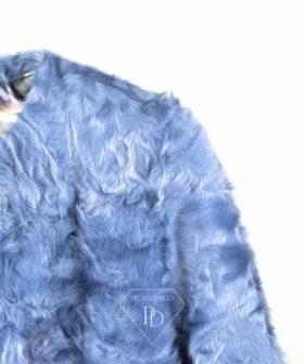 Abrigo de piel Juvenil