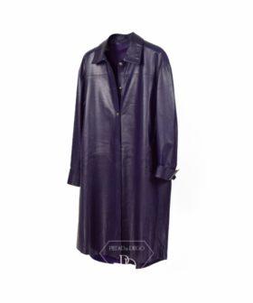 Abrigo de cuero mujer - Abrigo de cordero mujer - Awanta