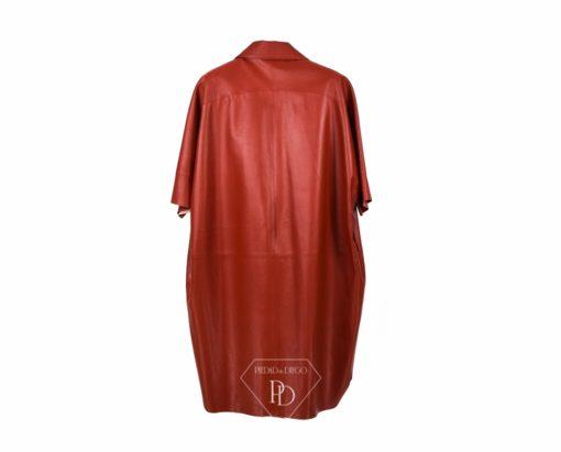 Abrigo de cuero mujer - Abrigo de cordero mujer - Cosmos