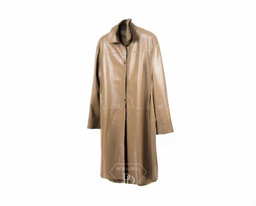 Abrigo de piel mujer - Abrigo de napa mujer