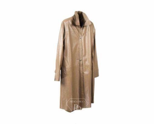 Abrigo de piel mujer