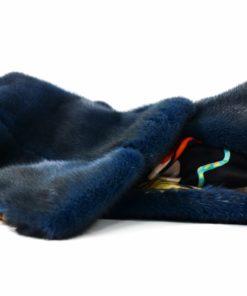 Chaqueta de piel de Visón - Chaqueta vison Juvenil -15C