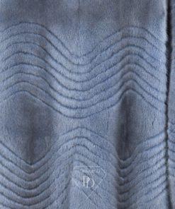 Abrigo de pelo Visón - Abrigo Visón mujer tireado