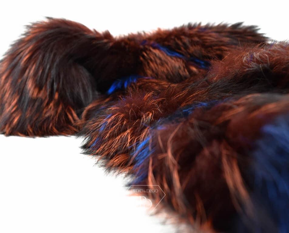 cuanto cuesta arreglar un abrigo de piel Piel de Zorro arreglos