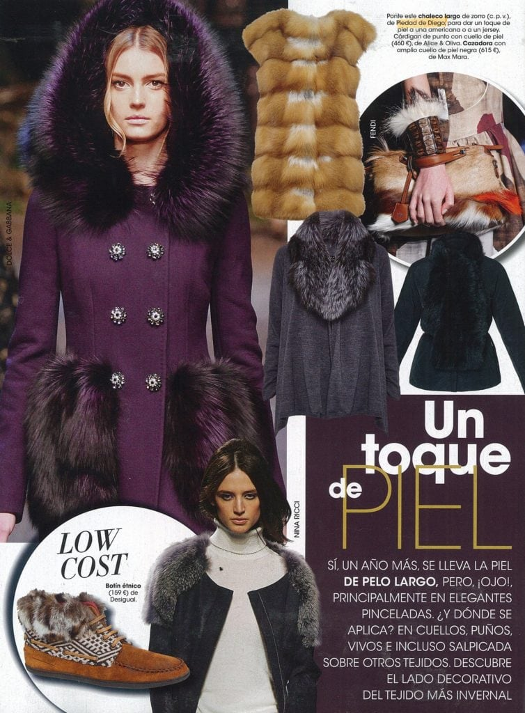 SPAIN HOLA FASHION SEPTEMBER 2014 PIEDAD DE DIEGO