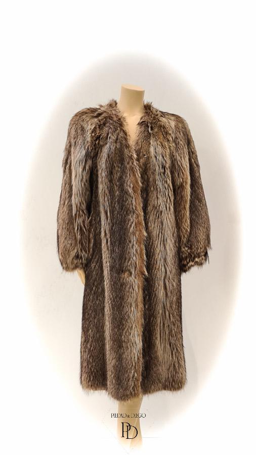 arreglo abrigo marmota