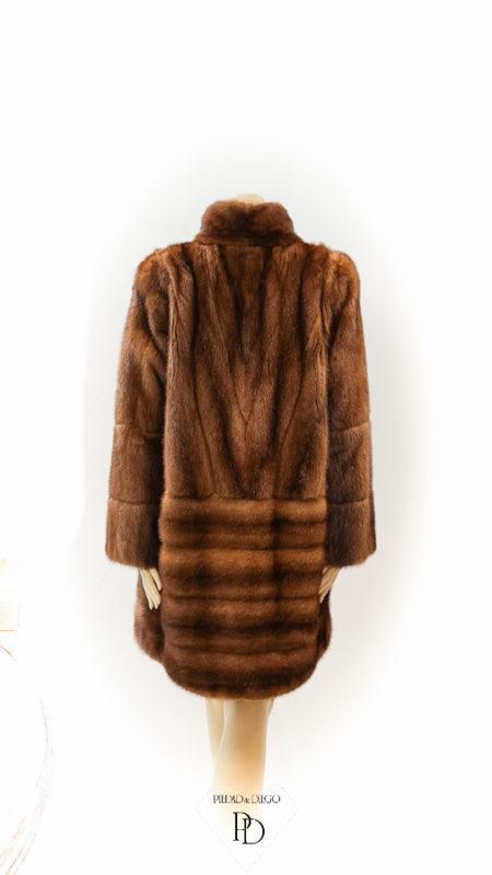 arreglo abrigo de vison ligero juvenil 3