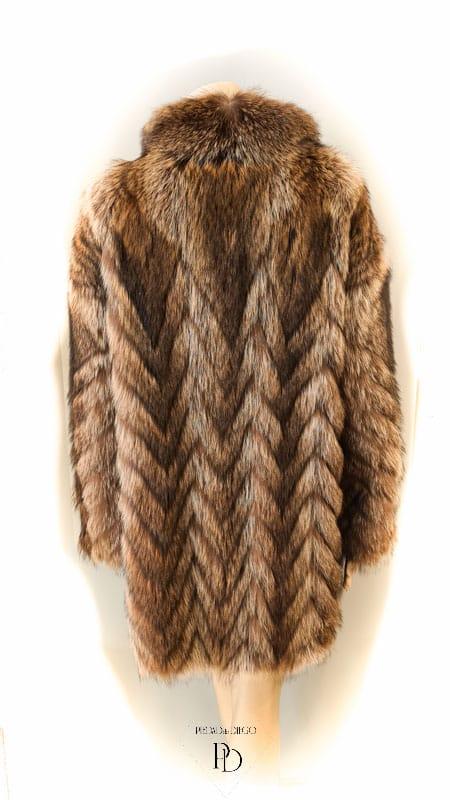 transformacion abrigo de marmota