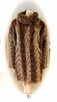 arreglo abrigo de marmota juvenil
