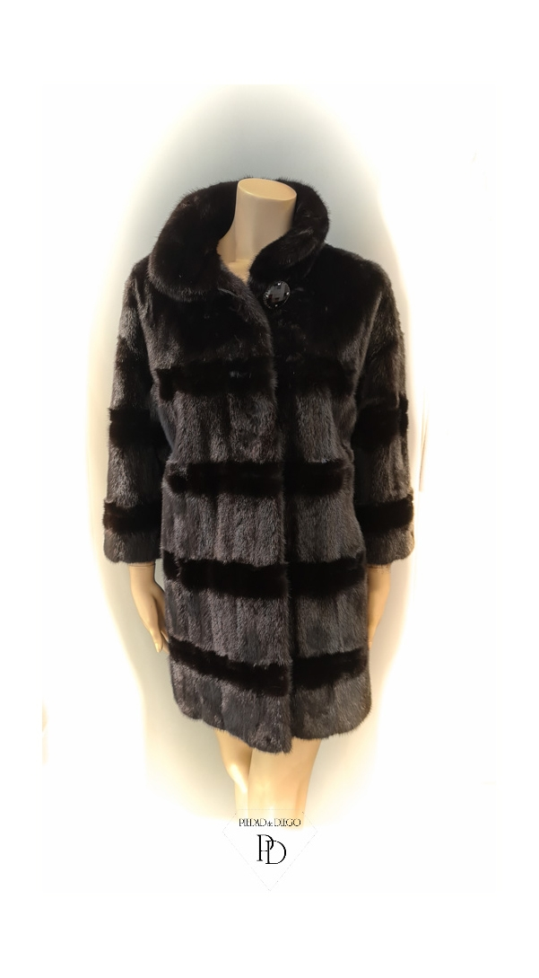 transformacion abrigo vison