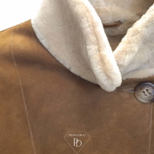 abrigo cordero mujer F04 7