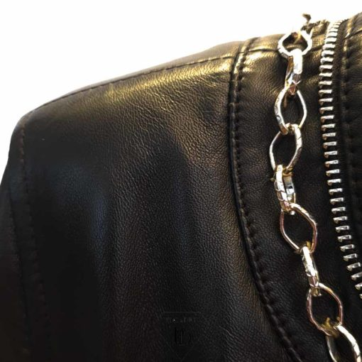 chaqueta piel mujer alua 6