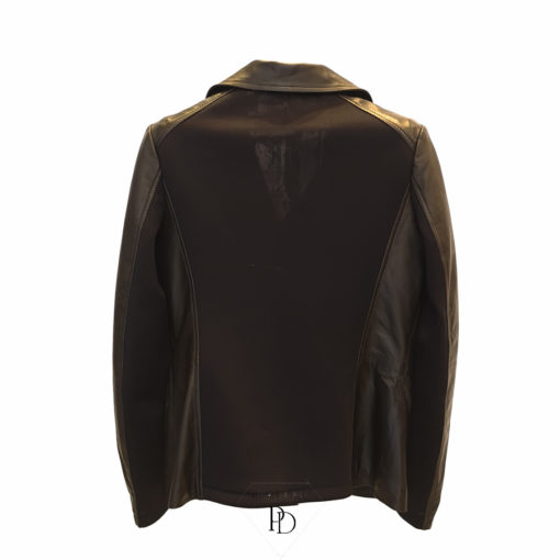 chaqueta piel neopreno mujer haru 6