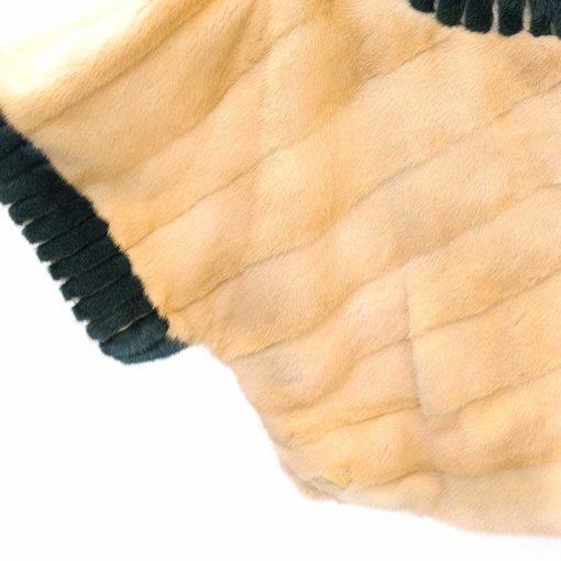 chaqueta vison juvenil anis vtej 2
