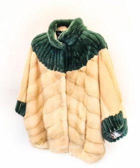 chaqueta vison juvenil anis vtej 4