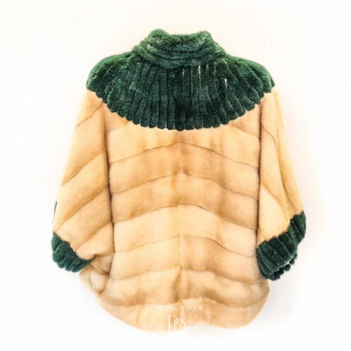 chaqueta vison juvenil anis vtej 6