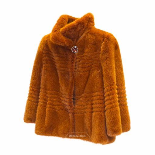 chaqueta vison joven